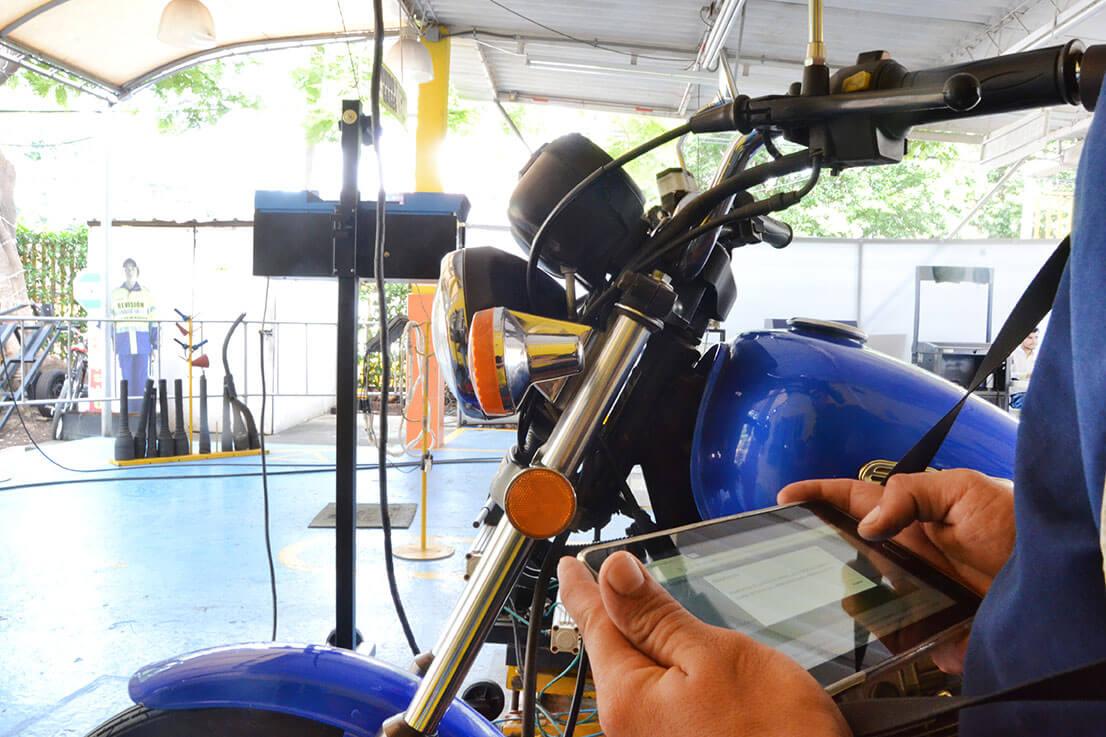 Revisión Técnico Mecánica de Motos